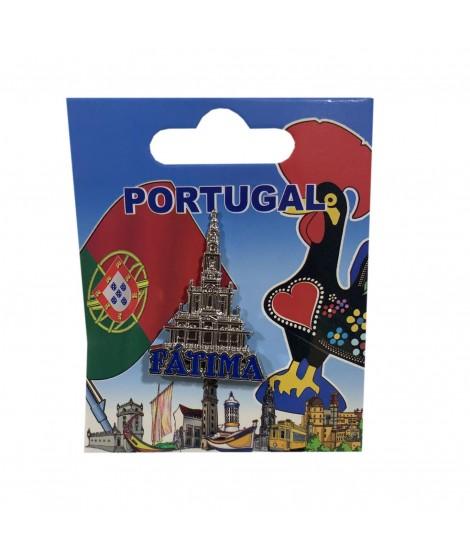 PIN METALICO GALO PORTUGAL