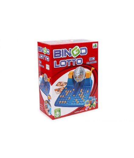 BRINQ JOGO BINGO 90 NUMEROS
